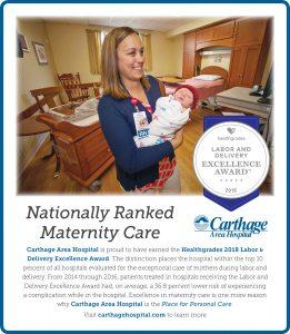 Obstetrics and Gynecology – Carthage Area Hospital