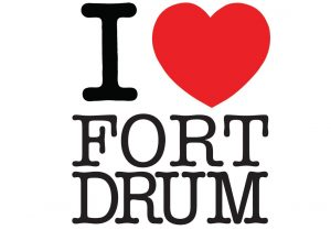 I LOVE FORT DRUM