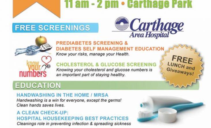 2016-hospital-health-fair-poster
